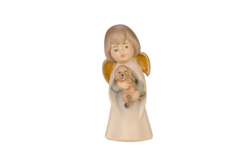 Ангел со щенком