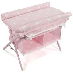 La Nina Пеленальный столик для куклы серия Карлота (62068)