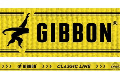 Картинка слэклайн Gibbon Classic