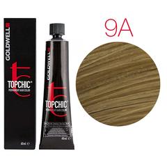 Goldwell Topchic 9A (очень светло-русый пепельный) - Cтойкая крем краска