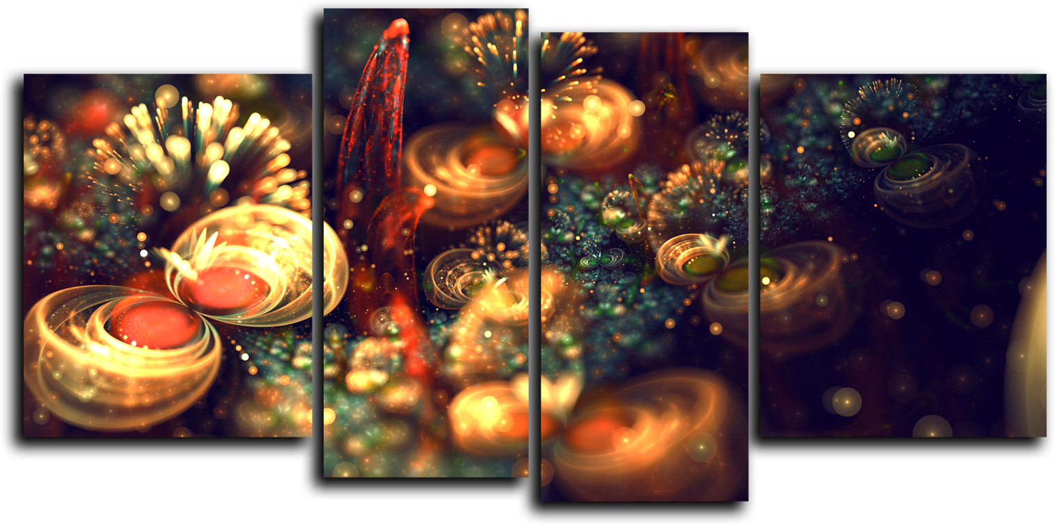 "Природа Модульная картина ""Фракатлы"" М722.png"