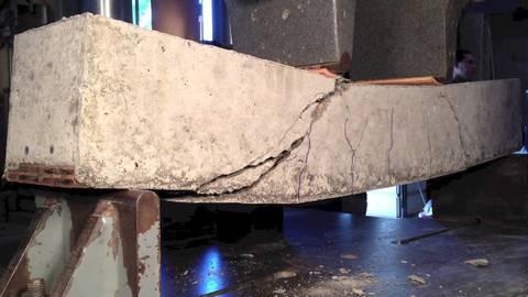 Неразрушающий и разрушающий контроль строительных материалов