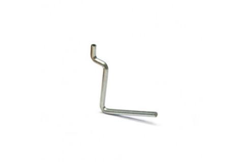 Крючок на перфопанель — V-образный (6 шт.) PH805