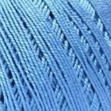 Пряжа Пехорка Успешная темно-голубой 15