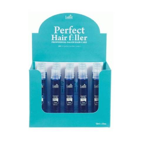Филлер для восстановления волос Perfect Hair Filler 13ml x 20 13мл*20