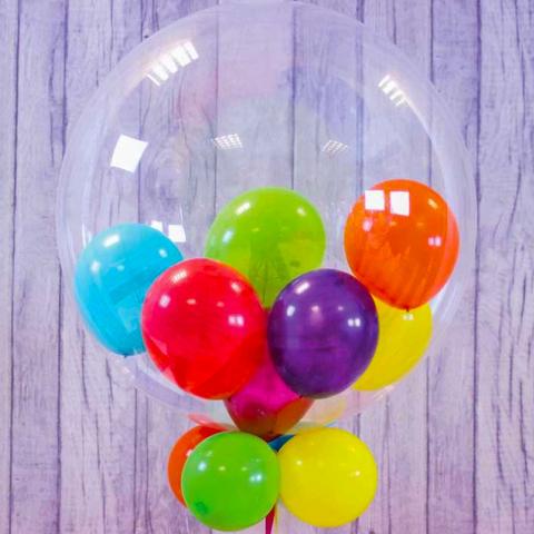 шарики внутри шарика