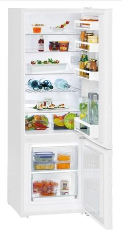 Двухкамерный холодильник Liebherr CU 2831