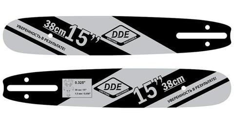 Шина пилы цепной сварная DDE 15