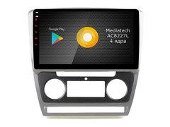 Штатная магнитола на Android 8.1 для Skoda Octavia A5 Roximo S10 RS-3202S