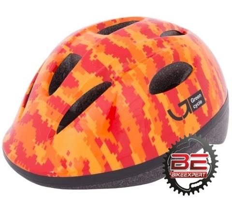 shlem-detskij-greencycle-pixcel-orange