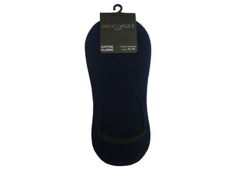 Мужские носки темно-синие Sergio Dallini SDS806-2