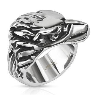 Перстень, Сталь,