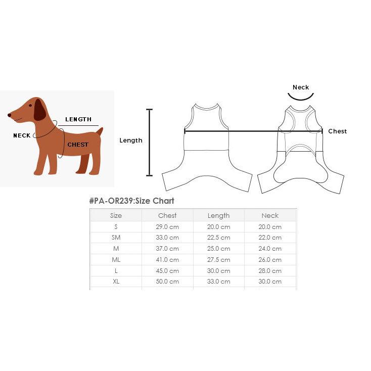 239 PA - Коcтюмы для собак