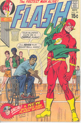 The Flash #201