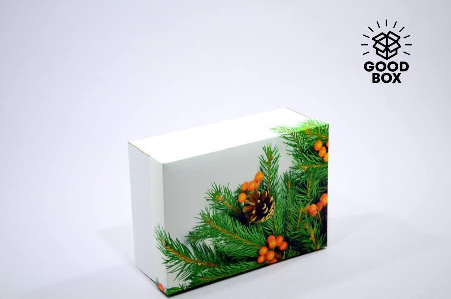Красивые новогодние коробки купить недорого