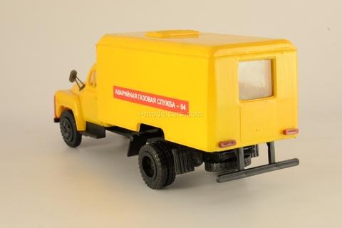GAZ-53 Emergency Gas Service Kompanion 1:43