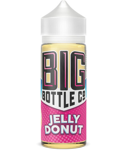 Big Bottle Jelly Donut (Original) - 120 мл