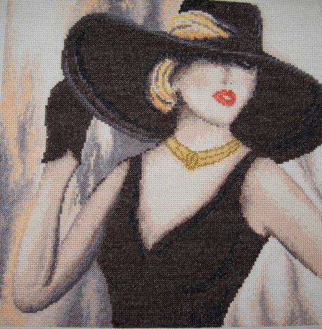 Образ по рисунку Н. Ломакиной