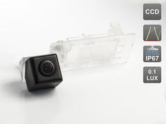Камера заднего вида для Volkswagen Passat B7 Avis AVS326CPR (#102)