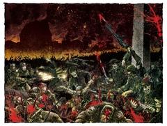 «Война ЗОМБИ» Кевина Истмена