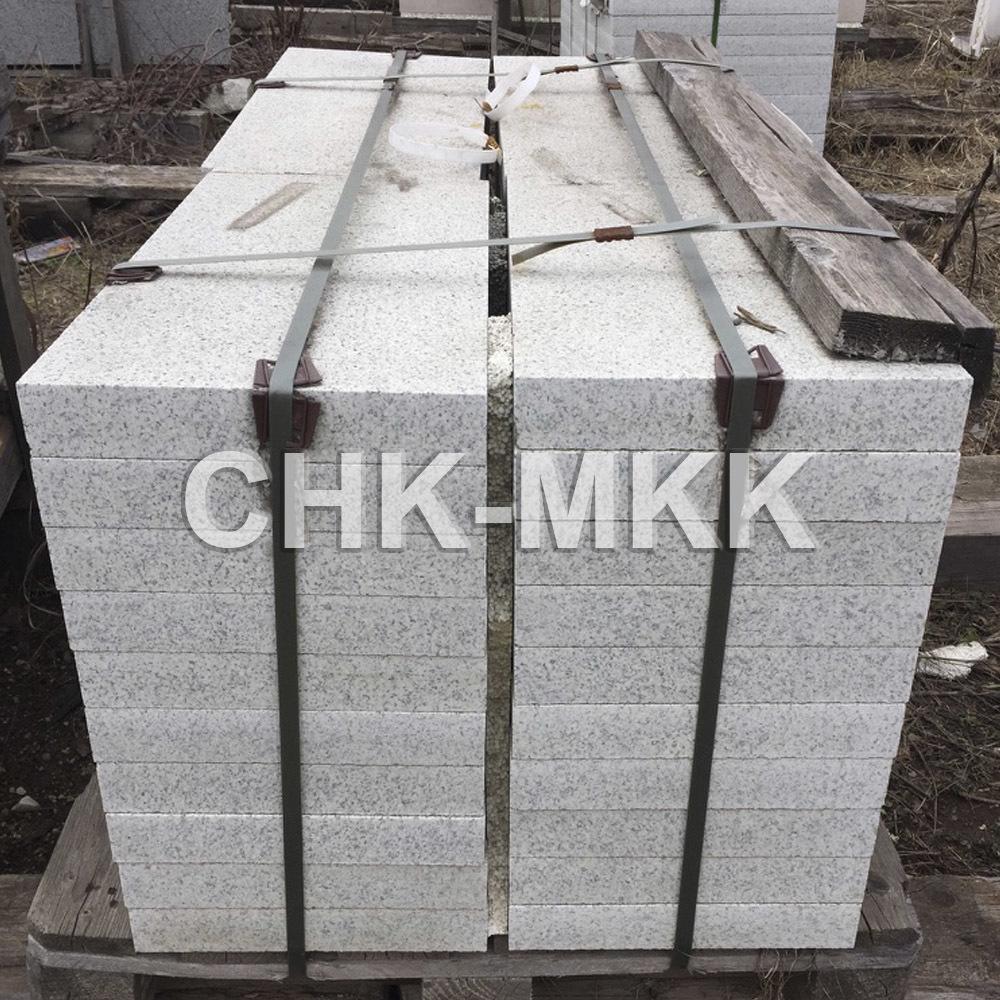 Плиты из Мансуровского гранита
