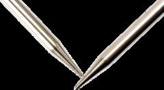 ChiaoGoo Red Lace Stainless steel 100 см спицы круговые