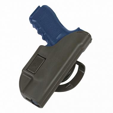 Кобура пластиковая для ПМ Альфа с выносным креплением Стич Профи