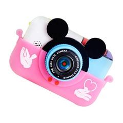 children s fun camera MIKKI розовый