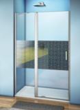 Душевая дверь BAS FANTASY WTW-130-F-CH 130 см