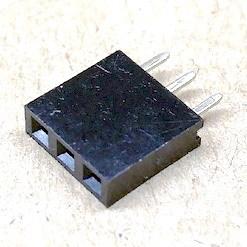 Штырьковые соединители 3-pin (PBS-3)