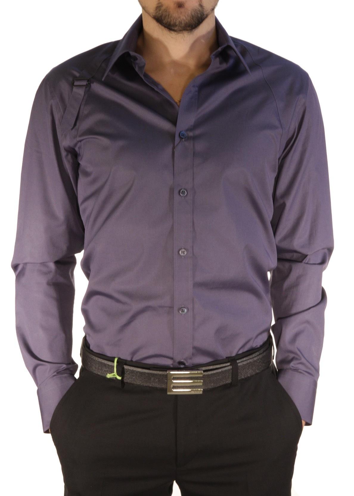 Рубашка из хлопка ALEXANDER MCQUEEN