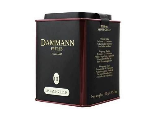 Чай черный Dammann Assam GFOP, 100 г (Дамманн)