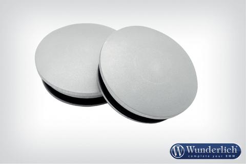Крышки вилки (комплект) BMW серебро