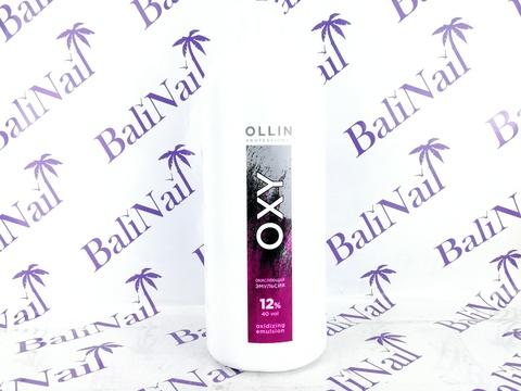 OLLIN OXY 12% 40vol. Окисляющая эмульсия, 1000мл