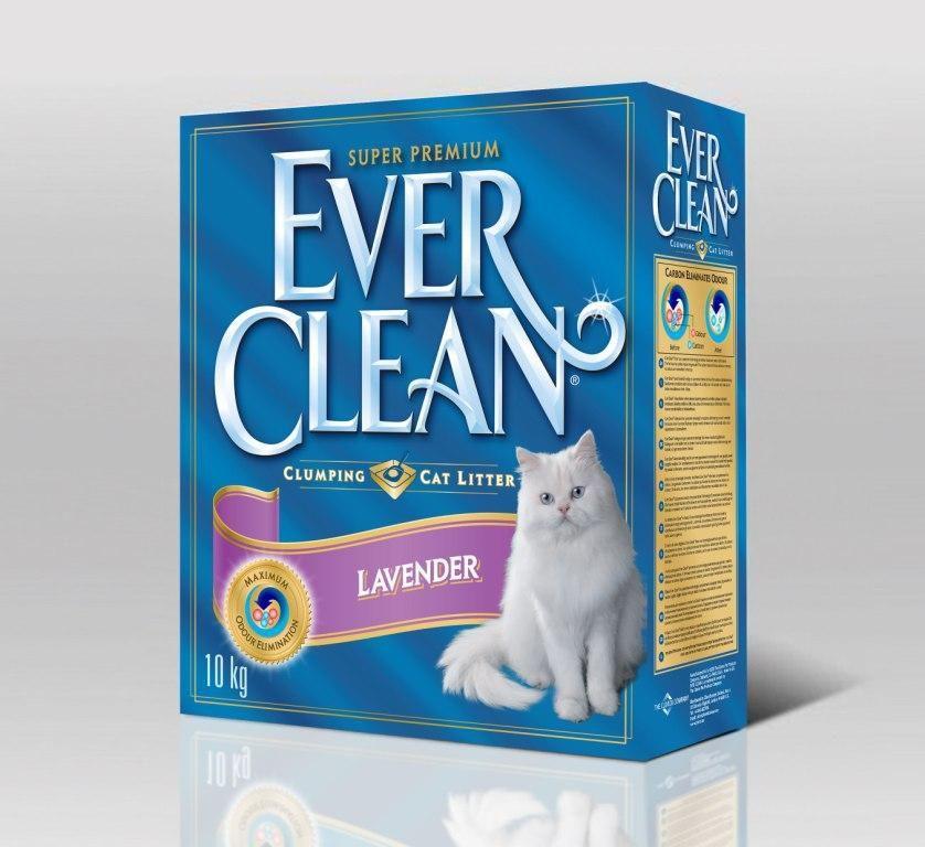 Наполнители EVER CLEAN Lavander Наполнитель для кошачьего туалета с ароматом Лаванды ec__lavender.jpg