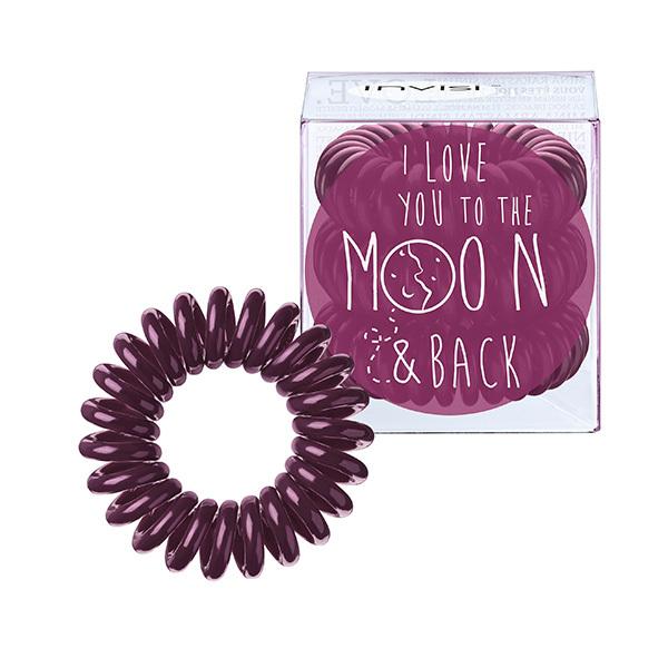 Резинка-браслет для волос invisibobble To The Moon Sweet Plum