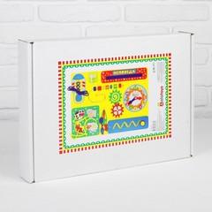 Бизиборд Alatoys Бизидоска Непоседа ББ215 в упаковке