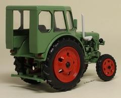 Модель Трактор №93 IFA RS 04130 история, люди, маш