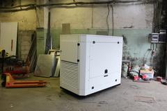 Всепогодный бесшумный еврокожух SB1800 для дизельных генераторов