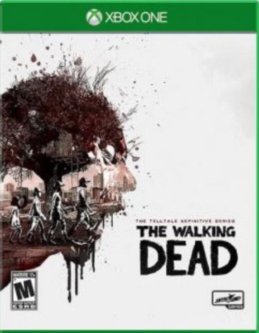 Xbox One The Walking Dead: The Telltale Definitive Series Стандартное издание (русские субтитры)