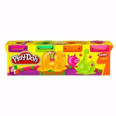 Hasbro Play-Doh Набор пластилина, 4 банки (22114H)