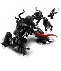 Конструктор LELE Super Heroes Человек-паук против Венома 34070 (76115) 678 дет