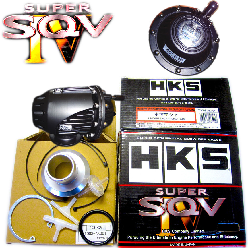 Blow off HKS Super SQV 4 IV