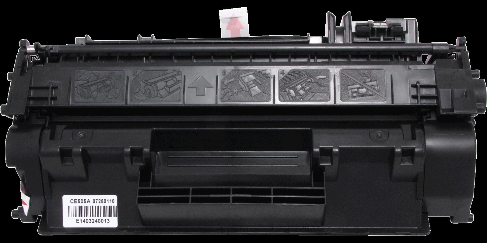 HP MAK ЗАПРАВКА CE505A/CF280A/719