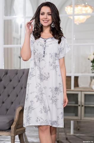 Сорочка ночная  женская   MIA-Mella COLLETT Коллет 6555