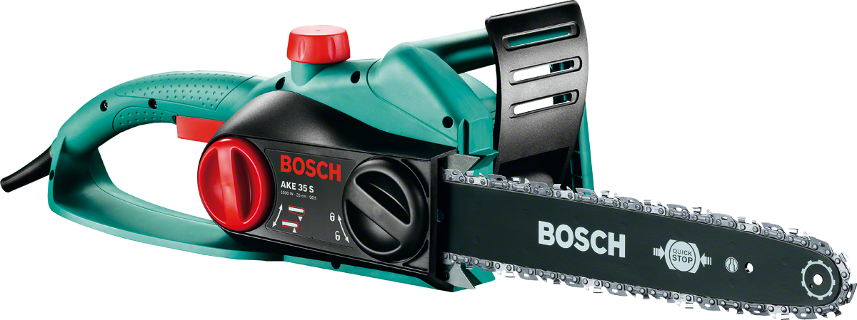 Цепная пила AKE 35 S от Bosch