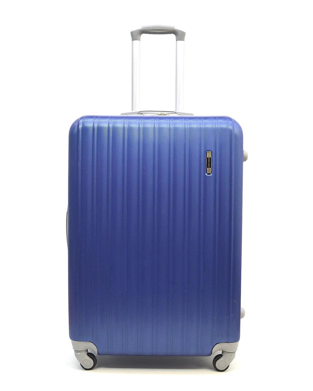 Чемодан Ananda APL-833-DARK BLUE-L Темно-синий