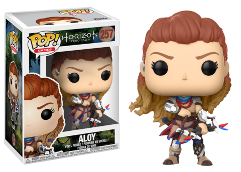 Фигурка Funko POP! Vinyl: Games: Horizon Zero Dawn: Aloy 22598