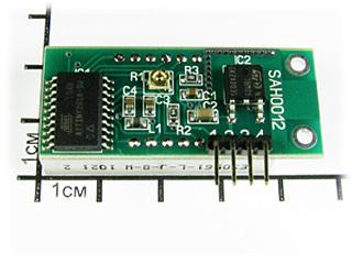 Купить EK-SAH0012UR-50 - Миниатюрный цифровой встраиваемый амперметр (до 50 А) постоянного тока