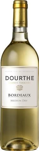 Вино Дурт Гран Терруар Бордо защ.наим. белое п/сух. 0,75 л 11% Франция